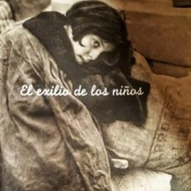 Libro sobre el exilio de los niños