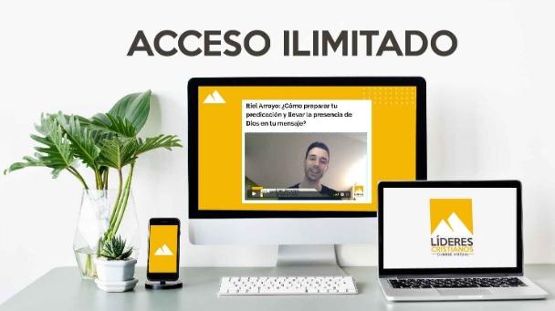 Acceso Cumbre Virtual Para Líderes Cristianos