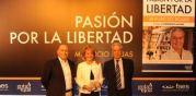 Presentación libro: Pasión por la Libertad. El Liberalismo integral de Mario Vargas LLosa. Madrid, 2011