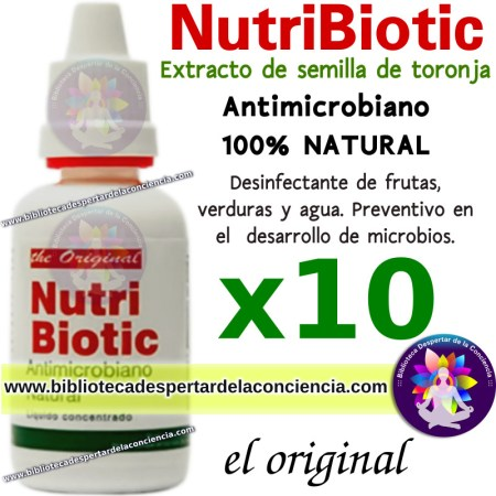 Nutribiotic x10