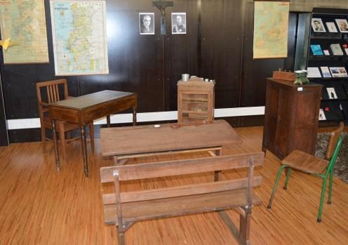 Sala de aula antes de 1974
