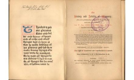 Manoscritto di Cooke