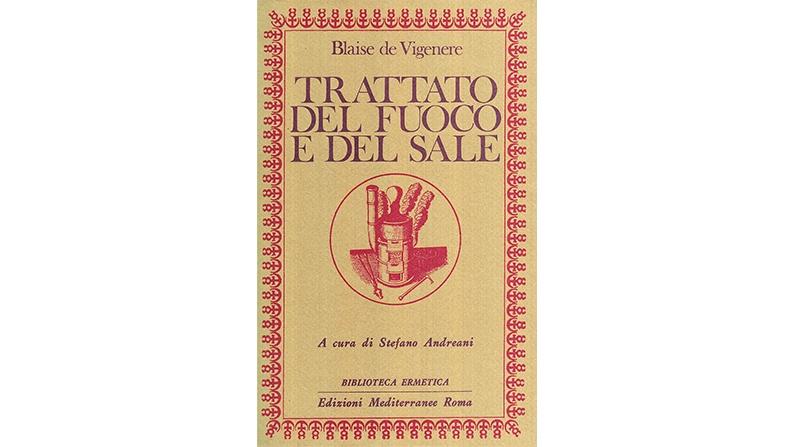 Trattato del Fuoco e del Sale
