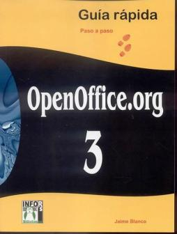 OpenOffice.org 3 : guía rápida Jaime Blanco