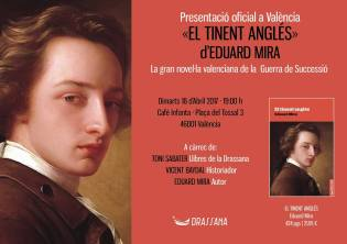 El tinent anglés, 2017 Eduard Mira