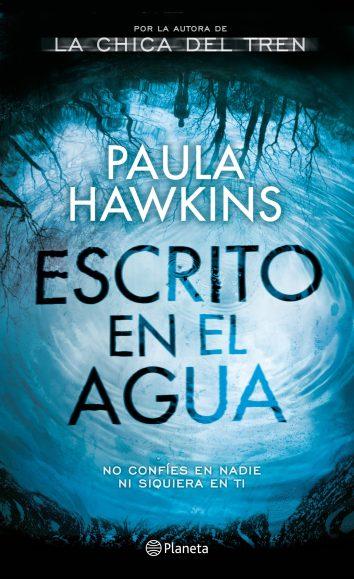 Escrito en el agua, 2017 Paula Hawkins