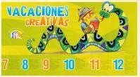 Vacaciones Creativas semana de Octubre