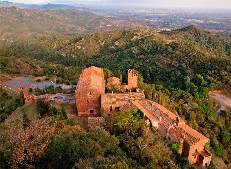Castell-Monestir d'Escornalbou