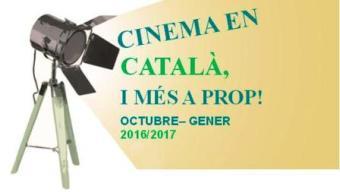 Cinema en català - Cartell tardor 2016