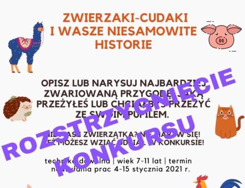 ZWIERZAKI-CUDAKI