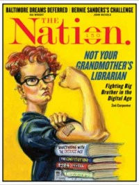 not your grandmothers librarian