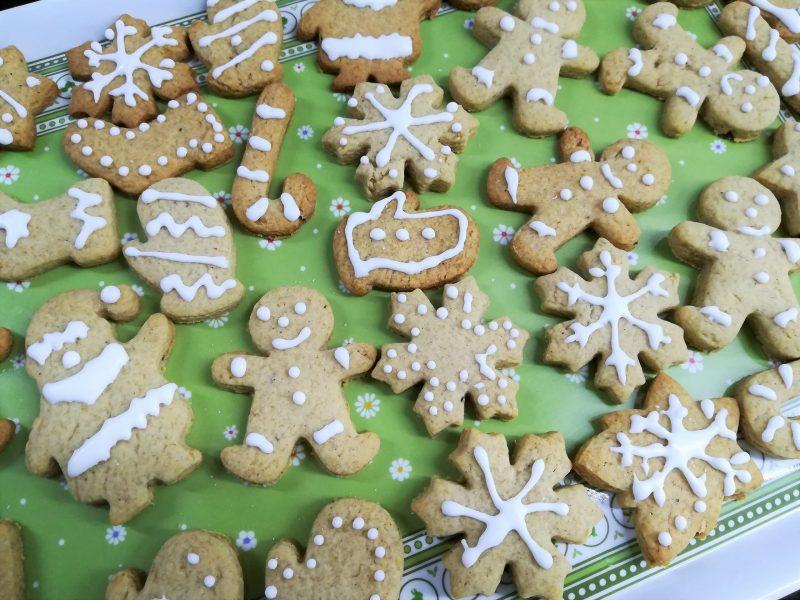 Vassoio gingerbread