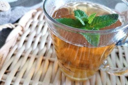 tè verde alla menta 2