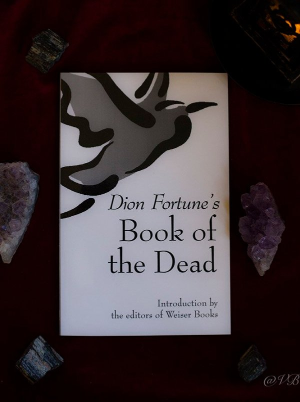 Dion Fortune's Book of the Dead Cover