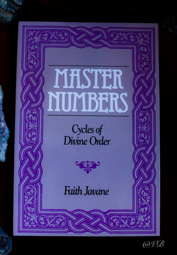 Master Numbers cover
