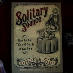 Solitary Seance Cover