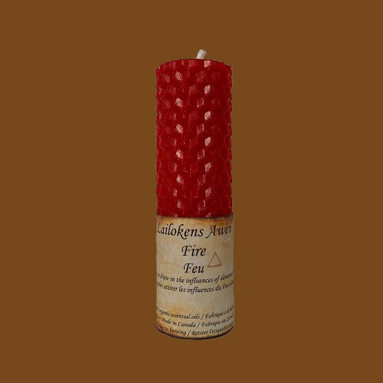 FIRE SPELL CANDLE