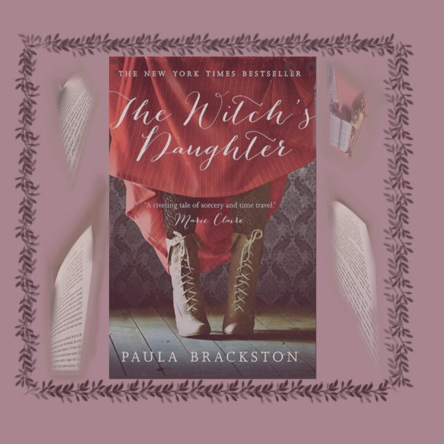 THE WILTED ROSE BOOK CLUB-THE WITCHE'S DAUGHTER