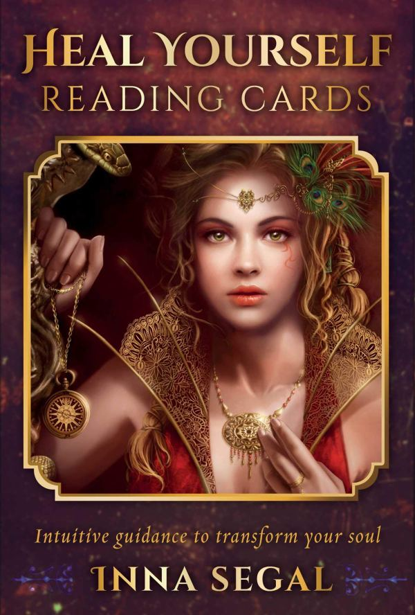 Heal Yourself reading cards.71SQuGiJO8L