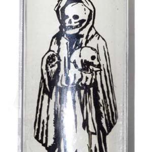 HOLY DEATH WHITE SEVEN JAR CANDLE. CJHOLDW_Z
