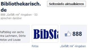 888 Fans bei Facebook