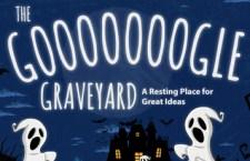 Googles Friedhof