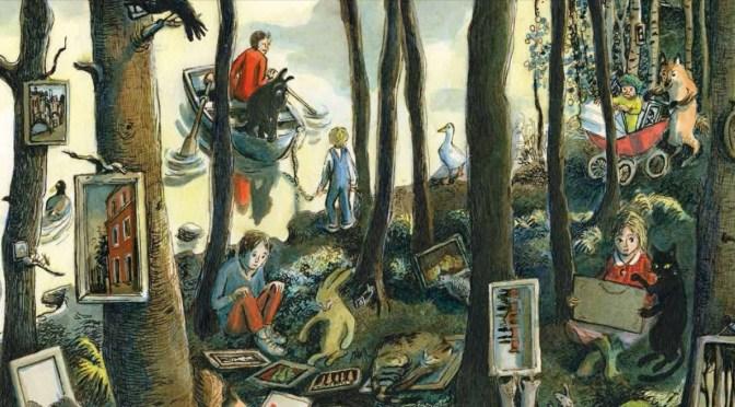 Visite guidée de l'exposition «A quoi rêve Anne Brouillard – Le pays de Killiok»