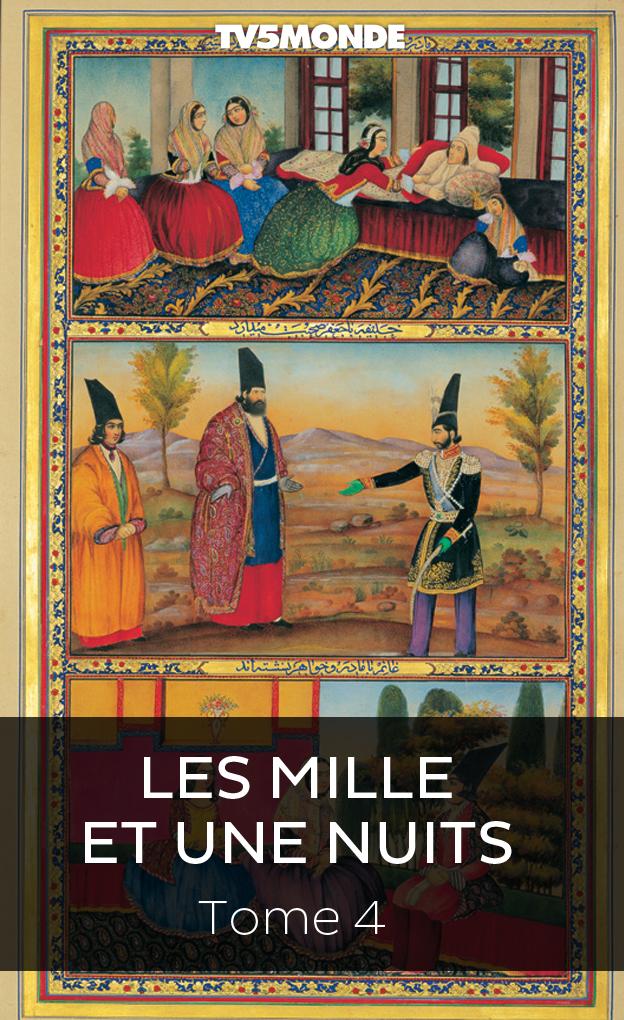 Les Mille Et Une Nuits : mille, nuits, Mille, Nuits, Bibliothèque, NUMERIQUE, TV5MONDE