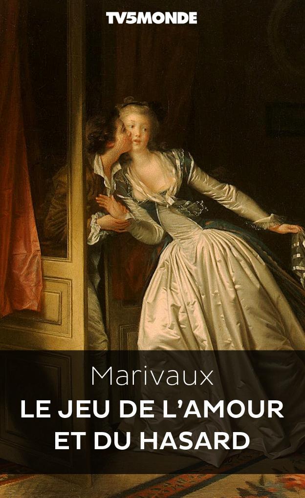 Jeux De L'amour Et Du Hasard : l'amour, hasard, L'amour, Hasard, Bibliothèque, NUMERIQUE, TV5MONDE