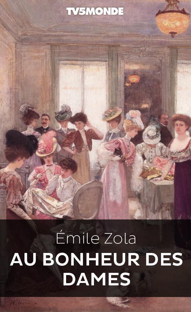 Au Bonheur Des Dames Livre : bonheur, dames, livre, Bonheur, Dames, Bibliothèque, NUMERIQUE, TV5MONDE