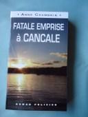 Fatale emprise à Cancale - Anne Chambrin