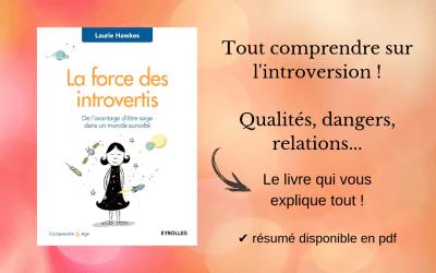 """""""La force des introvertis"""" : un livre pour comprendre l'introversion"""