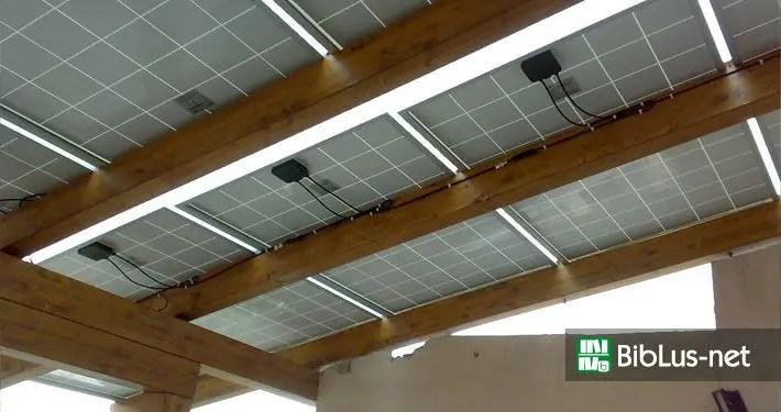 Pannelli fotovoltaici su pergolato quale titolo edilizio