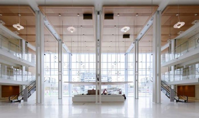 Proyectos con BIM el nuevo Palacio de Justicia de Pars