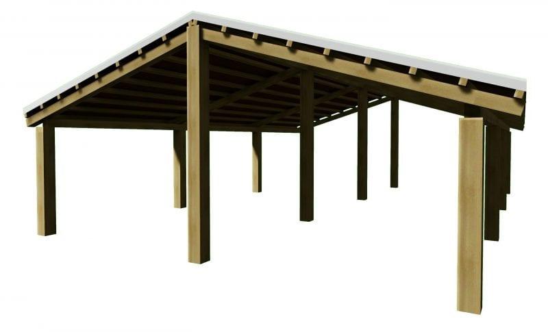 comment dessiner un toit les lignes