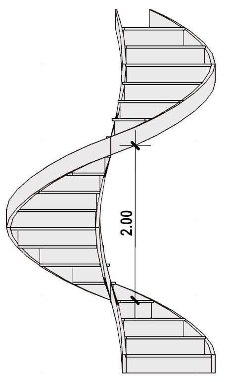 Guide technique pour la conception d'un escalier en