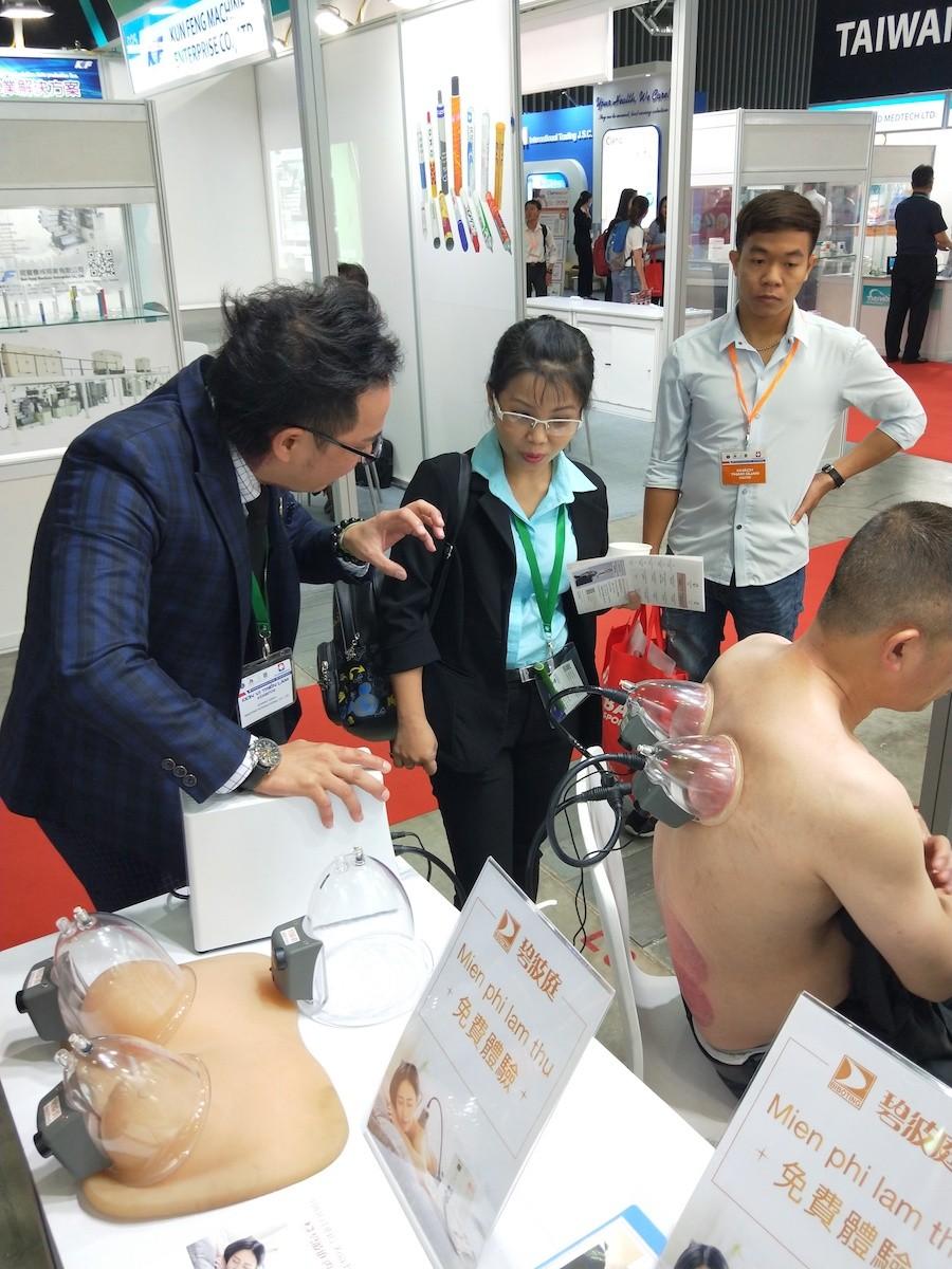 展會回顧 越南醫療醫藥展,綻放健康與活力