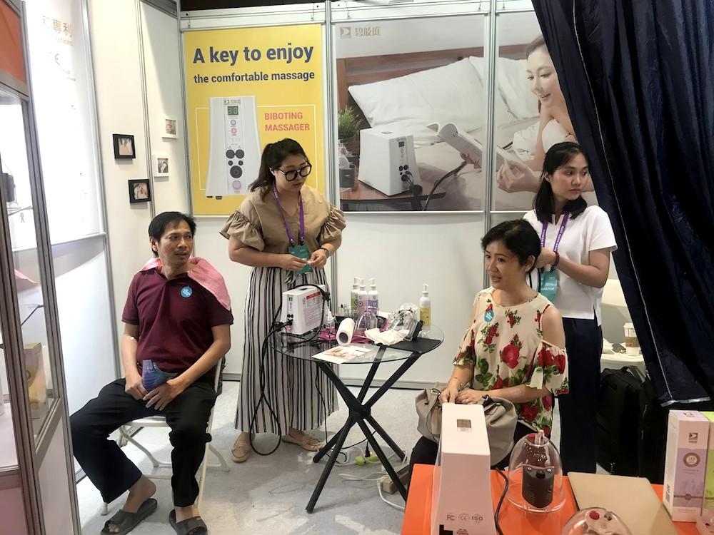 台灣形象展-印尼站