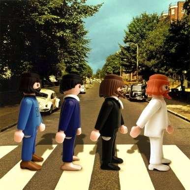 Abbeyroad, oeuvre de Richard Unglick