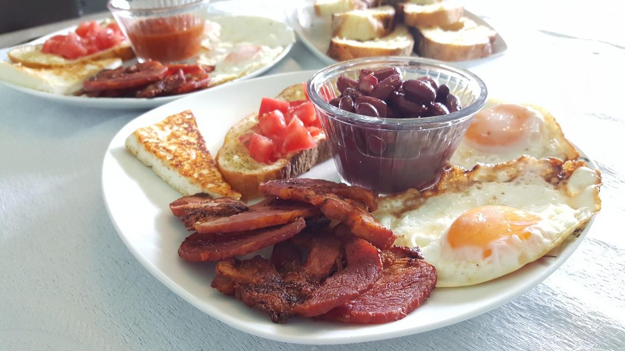 Английска закуска по български!