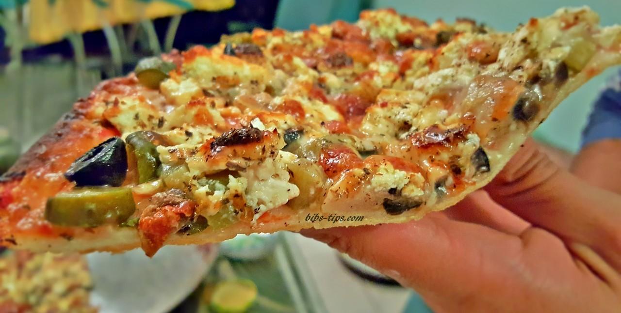 Домашна пица а Ла Сашо!