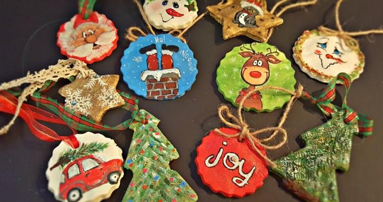 Коледни орнаменти!