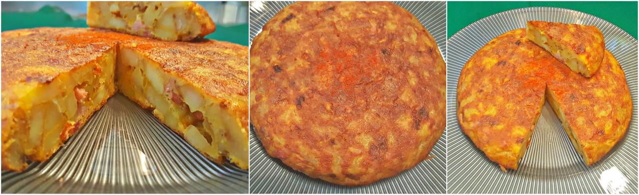 Испанска тортиля!