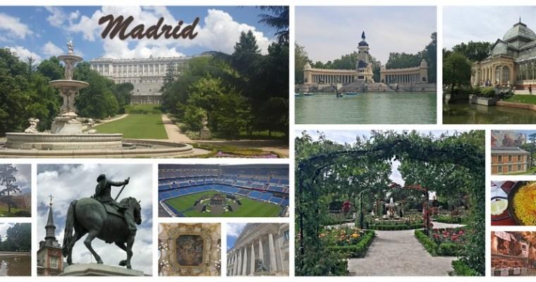 Испанско приключение – първа спирка: Мадрид!