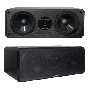 BIC Venturi DV62CLR Slim Center Speaker
