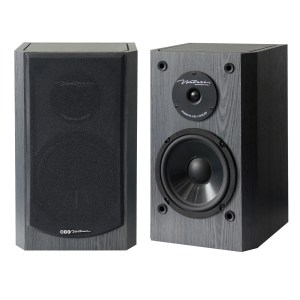 "BIC Venturi DV62Si 6"" Bookshelf Surround Speaker"