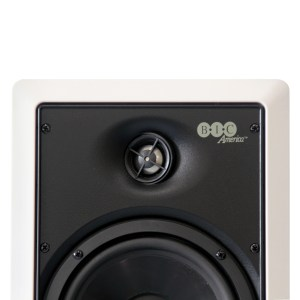 BIC America M-PRO6W Weather-Resistant In-Wall Speakers 3