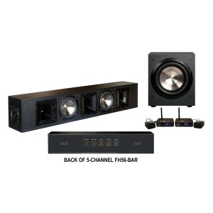Formula 5.1 FH56BAR-Wireless-F-12 System