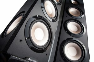 Acoustech PL-980 Left & Right - 750W 3-Way Tower Speakers