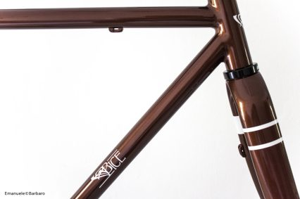 bice bicycles details bespoke handmade fillet brazed brown